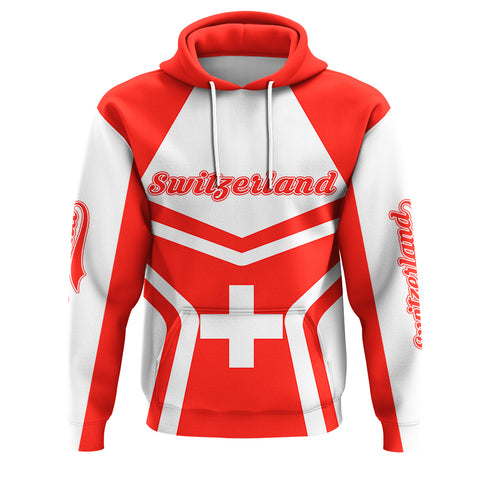 Image of Switzerland Coat Of Arms Hoodie My Style J7