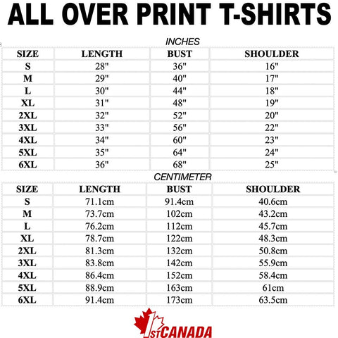 Image of 1stCanada Special Vintage Art T-Shirt A7