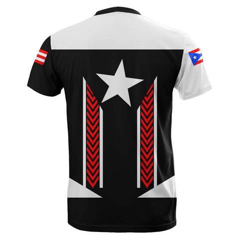 Puerto Rico T-Shirt - Version 2