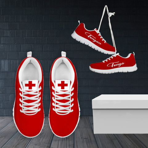 Tonga flag - tonga shoes - tonga flag, tonga shoes, footwear, sneakers, online shopping