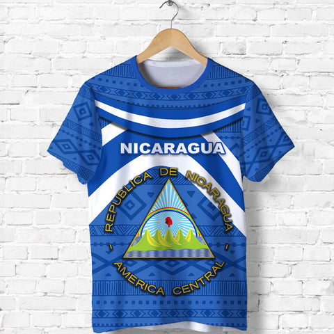 1st The World Nicaragua Zip Hoodie - Vibes Version | Clothing | Love Nicaragua