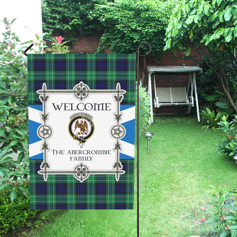 Abercrombie Tartan Garden Flag - New Version K7 |Home Decor| 1sttheworld