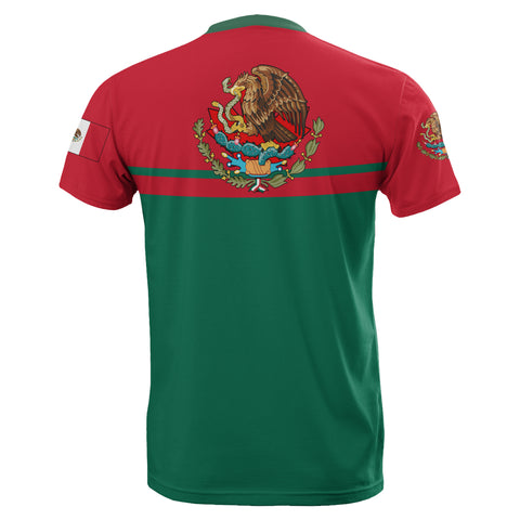 Image of Mexico T-Shirt - Horizontal Version - BN04