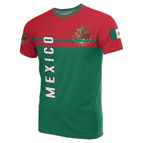 Image of Mexico T-Shirt - Horizontal Version