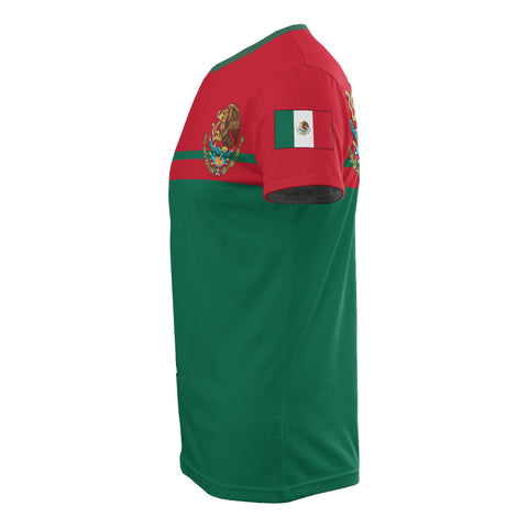 Mexico T-Shirt - Horizontal Version - BN04