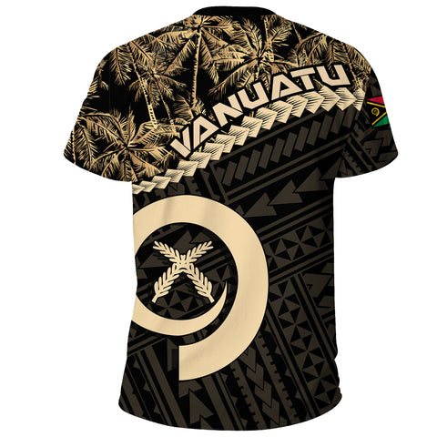 Image of Vanuatu T-Shirt Golden Coconut A02