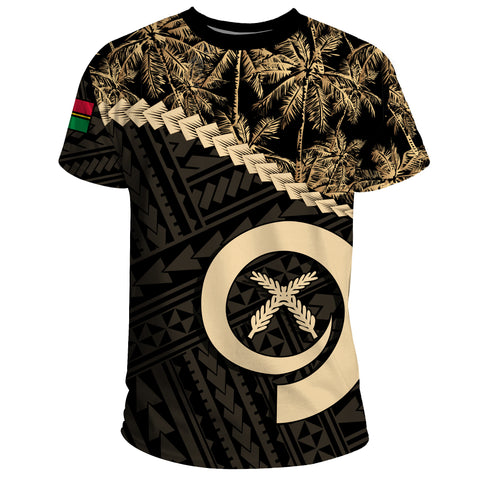 Vanuatu T-Shirt Golden Coconut | Clothing | Love The World