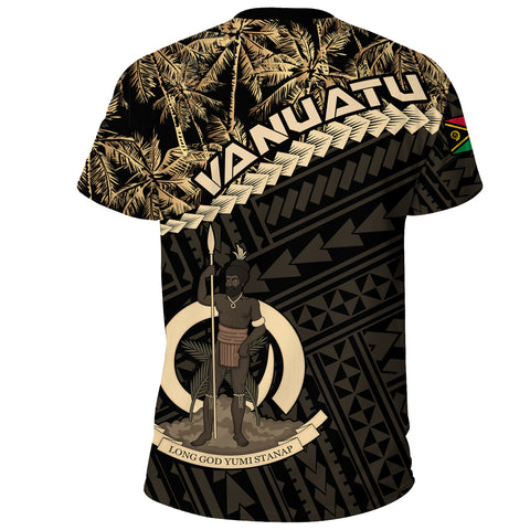 Image of Vanuatu T-Shirt Golden Coconut 01 A02