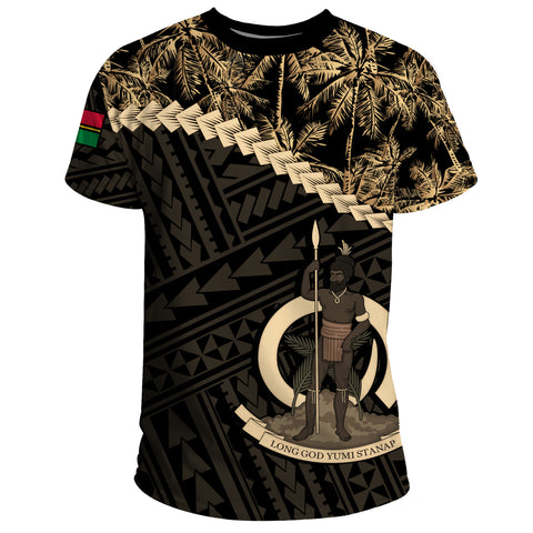 Vanuatu 1 T-Shirt Golden Coconut | Clothing | Love The World
