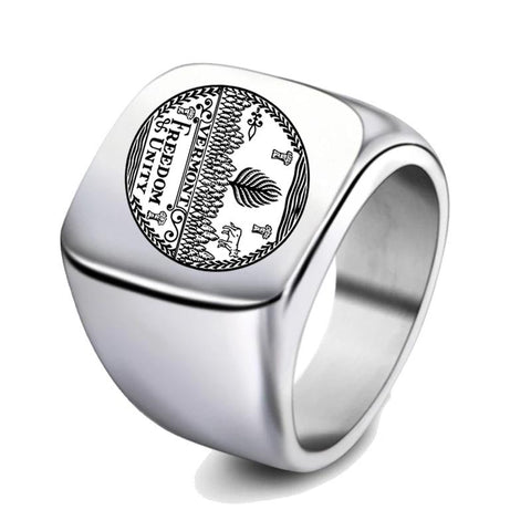 Image of Vermont Signet Ring