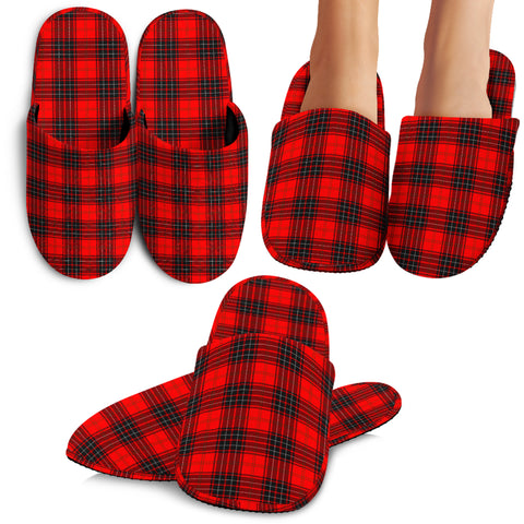 Wemyss Modern Tartan Slippers (Women/Men/Kid) A7