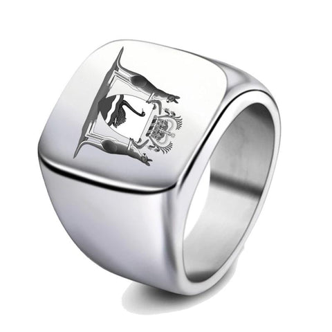 West Virginia Signet Ring