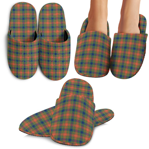 Wilson Ancient Tartan Slippers (Women/Men/Kid) A7