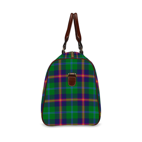 Tartan Travel Bag - Young Modern | Scottish Travel bag | 1sttheworld