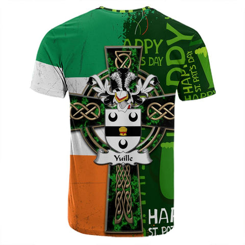 Image of Yuille Clothing Celtic Cross Shamrock