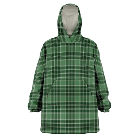 Image of MacDonald Lord of the Isles Hunting Snug Hoodie - Unisex Tartan Plaid Front