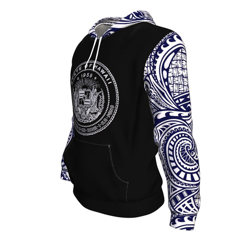 Image of Poly Tribal Hoodie