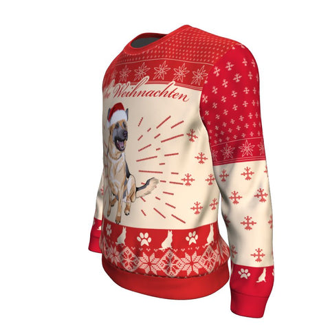 German Shepherd Christmas™ Sweatshirt K5