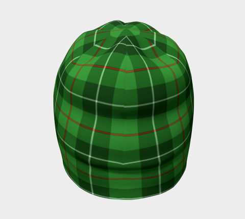 Galloway District Tartan Clan Crest Beanie Hj4