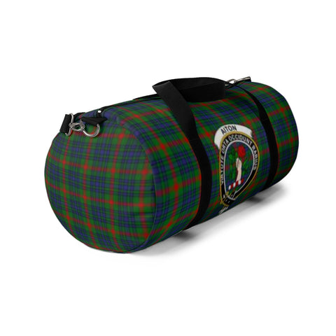 Image of Aiton Tartan Duffle Bag - Clan Badge K18