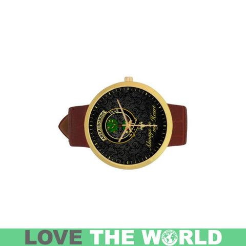 Image of Abercrombie (Or Abercromby) In My Heart Tartan Luxury Watch K7 |Accessories| Love The World