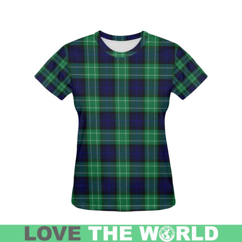 Image of Tartan T-shirt - Abercrombie| Tartan Clothing | Over 500 Tartans and 300 Clans