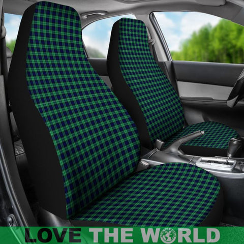Tartan Car Seat Covers | Decoration For Tartan Lovers | Love