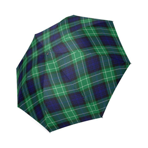 Abercrombie Tartan Foldable Umbrella Th8 |Accessories| 1sttheworld