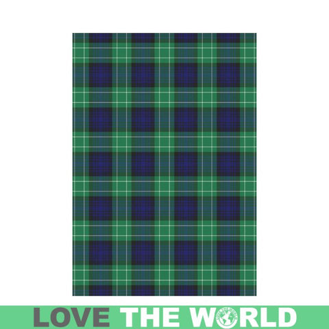 Abercrombie Tartan Flag K7 |Home Decor| 1sttheworld