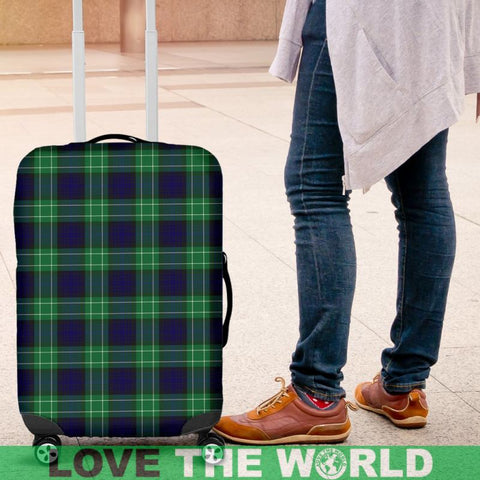 Abercrombie Tartan Luggage Cover Hj4 Covers