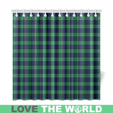 Tartan Shower Curtain - Abercrombie | Bathroom Products | Over 500 Tartans