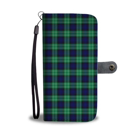 Tartan Wallet Case - Abercrombie | Scottish Wallet Case | 1sttheworld