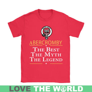 Abercromby T-Shirt - The Best NN5