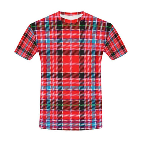 Image of Tartan T-shirt - Aberdeen District| Tartan Clothing | Over 500 Tartans and 300 Clans