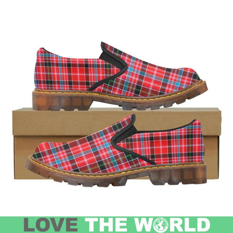 Tartan Martin Loafer - Aberdeen District | Over 500 Tartans