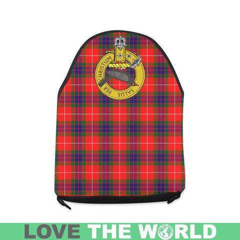 Image of Abernethy Tartan Clan Badge Crossbody Bag Ha8 Bags