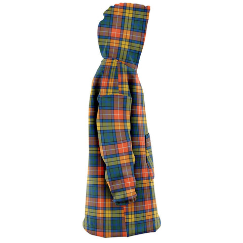 Buchanan Ancient Snug Hoodie - Unisex Tartan Plaid Right