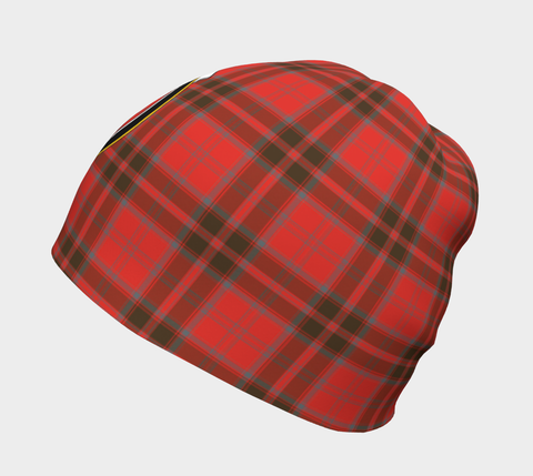 Image of Grant Weathered Tartan Clan Crest Beanie Hj4