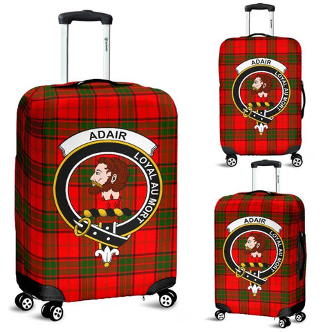Adair Tartan Clan Badge Luggage Cover