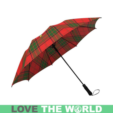Adair Tartan Clan Badge Semi-Automatic Foldable Umbrella R1 Semi Umbrellas