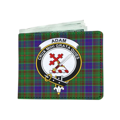 Adam Clan Tartan Men Wallet Y3 Wallets