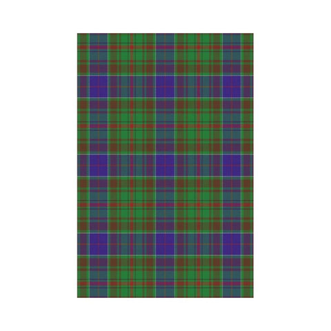 Image of Adam Tartan Flag