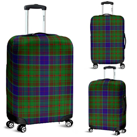 Adam Tartan Luggage Cover Hj4 Covers