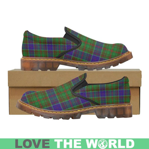 Tartan Martin Loafer - Adam | Over 500 Tartans