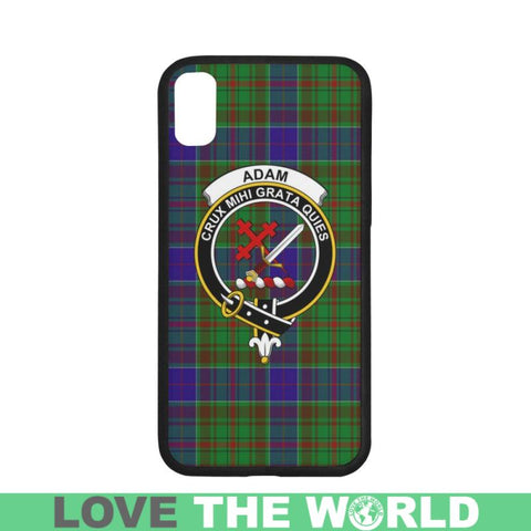 Image of Adam Tartan Rubber Phone Case Na2 One Size / Rubber Case For Iphone 7 Plus (5.5) Cases