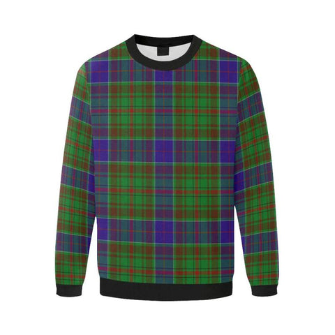 Image of Adam Tartan Sweatshirt Nn5
