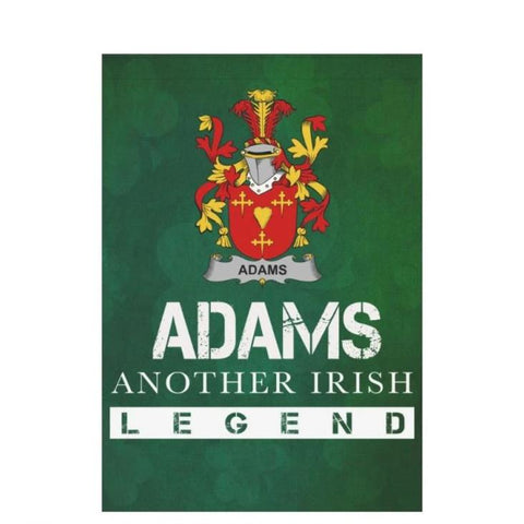 Ireland Garden Flag - Fighting Adams A9 |Home Decor| 1sttheworld