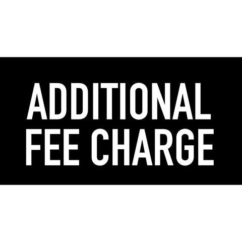 Additional Express Line Fee