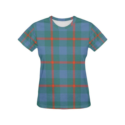 Image of Tartan T-shirt - Agnew Ancient| Tartan Clothing | Over 500 Tartans and 300 Clans