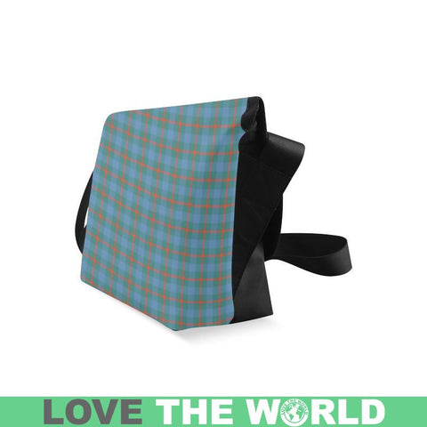 Image of Agnew Ancient Tartan Crossbody Bag Nl25 Bags